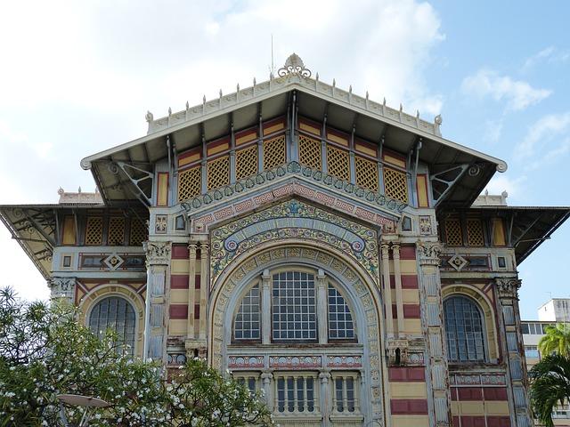 Allons à la découverte de la ville de Fort-de-France en Martinique