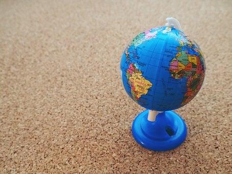 Prenez connaissance du monde avec une mappemonde